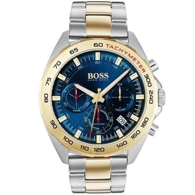 HUGO BOSS Two Tone Stainless Steel Bracelet 1513667