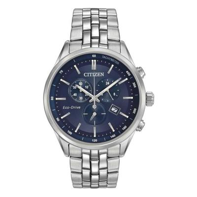CITIZEN Eco-Drive Chronograph Stainless Steel Bracelet AT2141-52L
