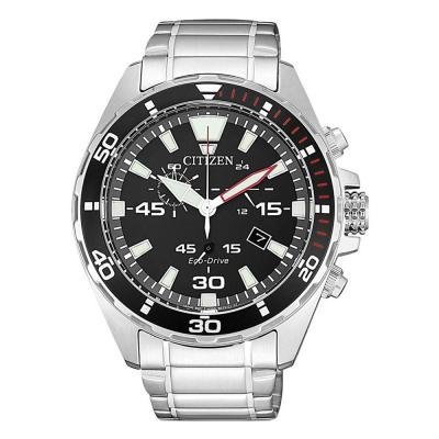 CITIZEN Eco-Drive Stainless Steel Bracelet AT2430-80E