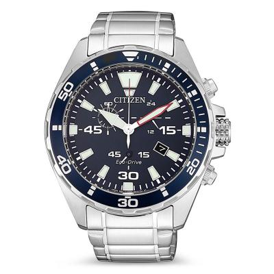CITIZEN Eco-Drive Stainless Steel Bracelet AT2431-87L