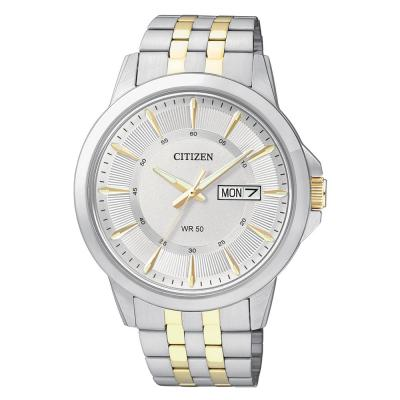 CITIZEN Classic Two Tone Stainless Steel Bracelet BF2018-52AE