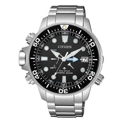 CITIZEN Eco-Drive Promaster Diver's Stainless Steel Bracelet BN2031-85E