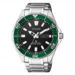 CITIZEN Promaster Divers Automatic Silver Titanium Bracelet NY0071-81EE