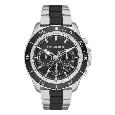 Michael KORS Theroux Chronograph Two Tone Stainless Steel Bracelet MK8664