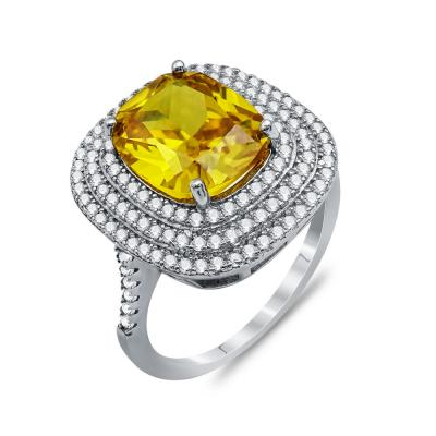 Μονόπετρο Δαχτυλίδι Από Ασήμι DX747