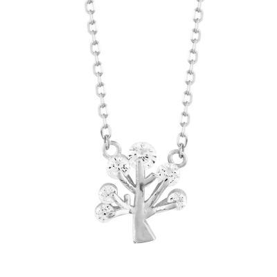 Κολιέ Το Δέντρο Της Ζωής Από Ασήμι KL818
