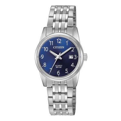 CITIZEN Classic Silver Stainless Steel Bracelet EU6000-57L