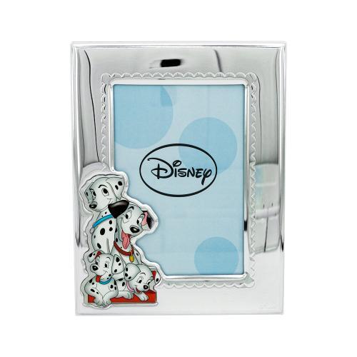 Disney Κορνίζα Για Αγοράκι Από Ασήμι VL/D314-3LC