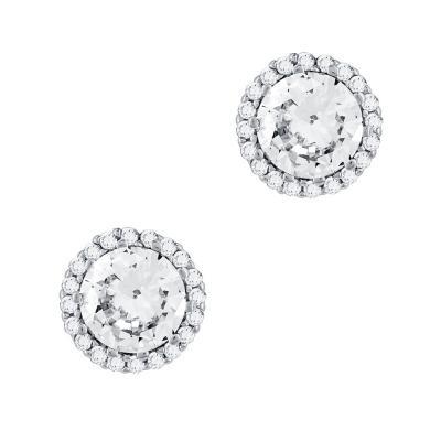 Σκουλαρίκια Με Πέτρες Από Ασήμι SK998