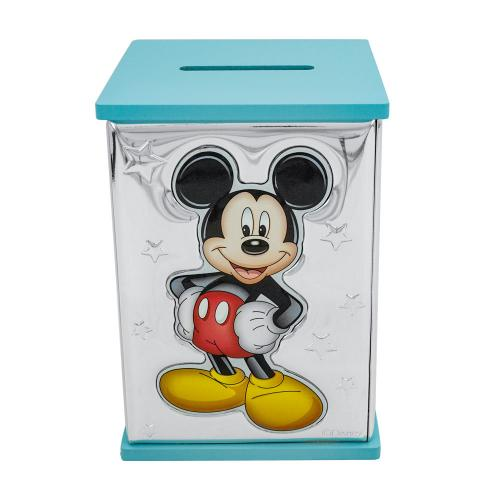 Disney Κουμπαράς Για Αγοράκι Από Ασήμι VL/D298-C