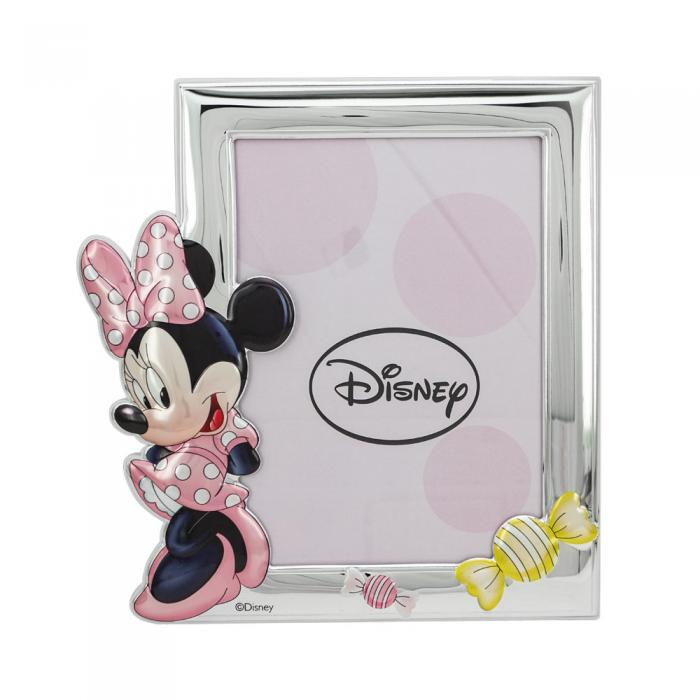 Disney Κορνίζα Για Κοριτσάκι Από Ασήμι VL/D235-4LRA