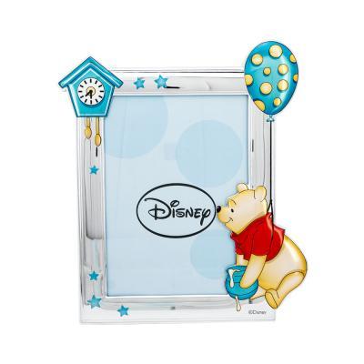Disney Κορνίζα Για Αγοράκι Από Ασήμι VL/D239-4LC