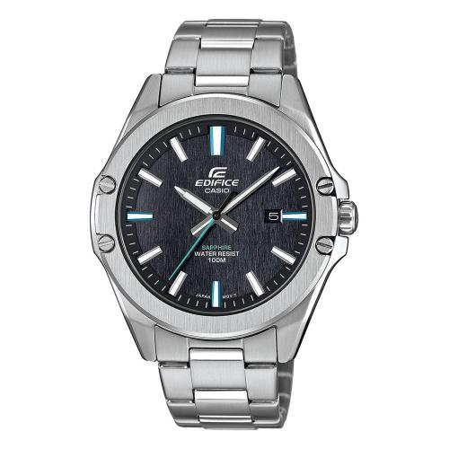 CASIO Edifice Stainless Steel Bracelet EFR-S107D-1AVUEF