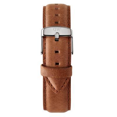 Λουράκι DANIEL WELLINGTON Classic Durham Silver 20mm DW00100110