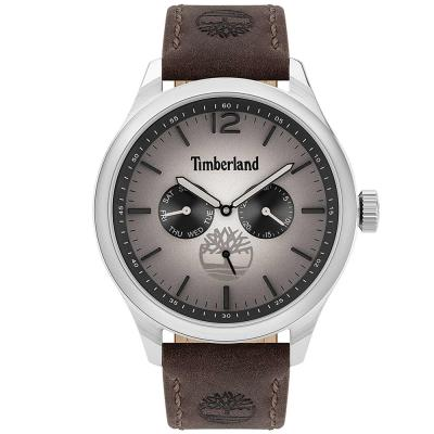TIMBERLAND Saugus Brown Leather Strap 15940JS-79