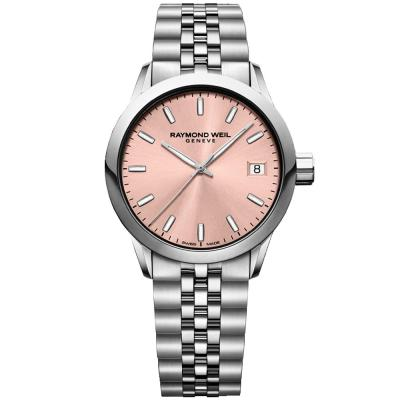 RAYMOND WEIL Freelancer Stainless Steel Bracelet 5634-ST-80021