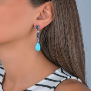 σκουλαρίκια Luxenter