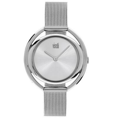 VISETTI Orelia Stainless Steel Bracelet LG-495SI