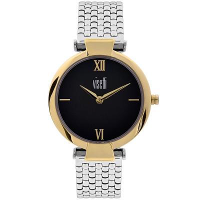 VISETTI Sonata Stainless Steel Bracelet WN-359SGB