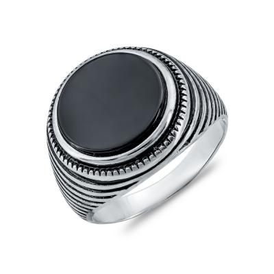 Ανδρικό Δαχτυλίδι από Ασήμι ADX151