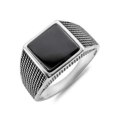 Ανδρικό Δαχτυλίδι από Ασήμι ADX149