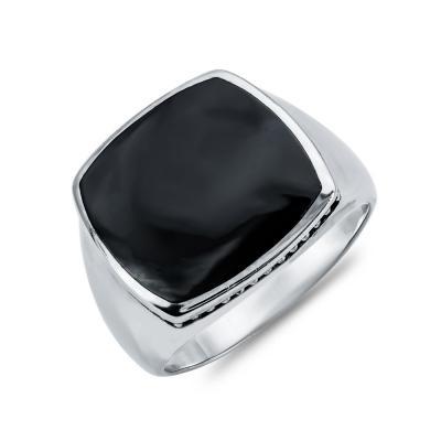 Ανδρικό Δαχτυλίδι από Ασήμι ADX154