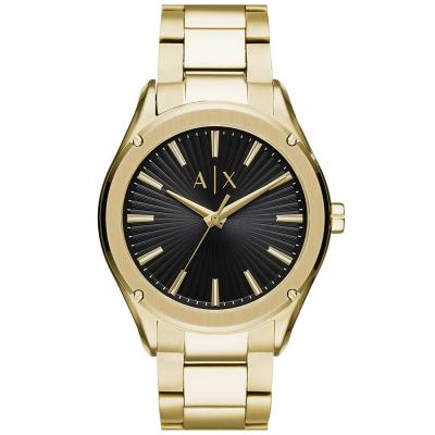 ARMANI EXCHANGE Fitz Gold Stainless Steel Bracelet AX2801