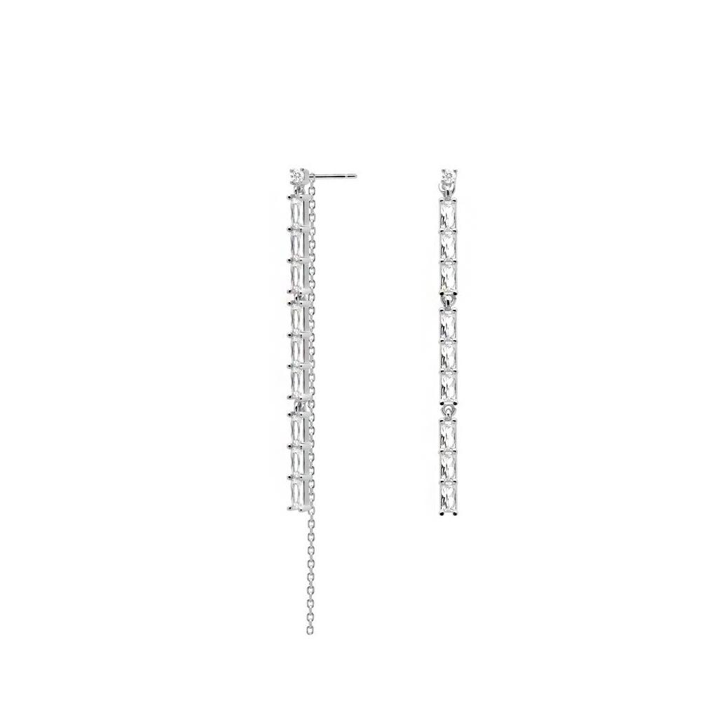PDPAOLA IDRIS Σκουλαρίκια από Ασήμι AR02-123-U