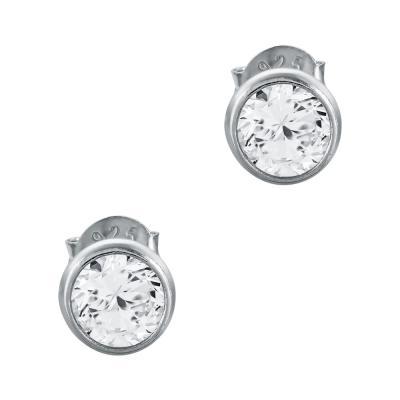 Σκουλαρίκια με Πέτρες Από Ασήμι SK1063