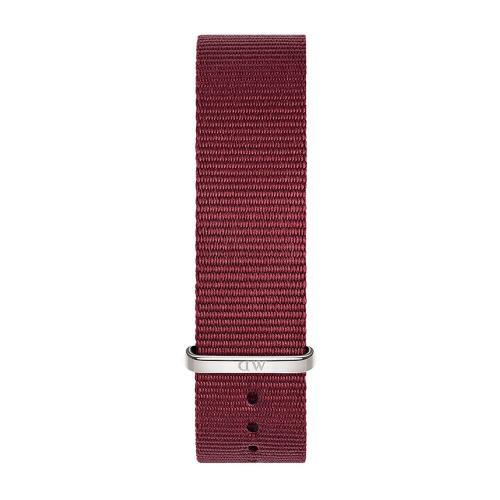 DANIEL WELLINGTON Classic Ruby Red Roselyn 40mm Silver DW00200208