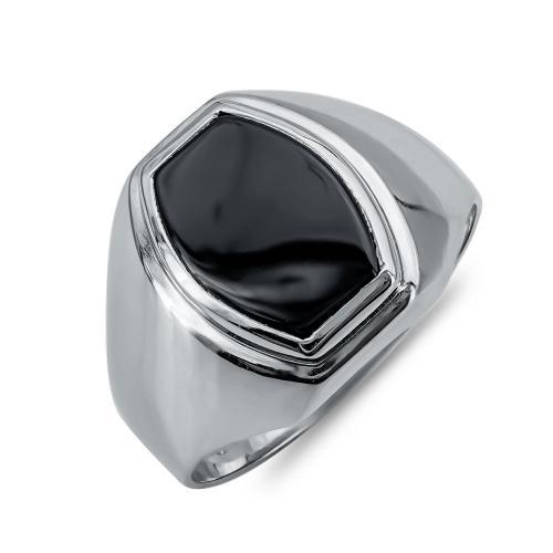 Ανδρικό Δαχτυλίδι από Λευκό Χρυσό K14 ADX118
