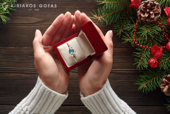 προτασεις για χριστουγεννιατικα δωρα Κυριακος Γκοφας
