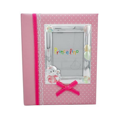 Princelino Παιδικό Δερμάτινο Άλμπουμ για Kορίτσι MA/A130M-R