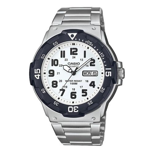 CASIO Collection Stainless Steel Bracelet MRW-200HD-7BVEF