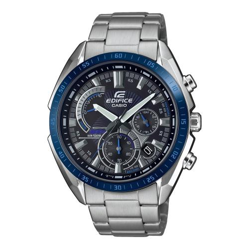 CASIO Edifice Stainless Steel Chronograph EFR-570DB-1BVUEF