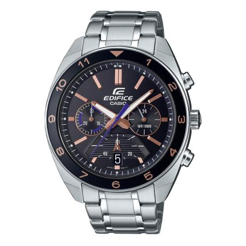 CASIO Edifice Stainless Steel Chronograph EFV-590D-1AVUEF