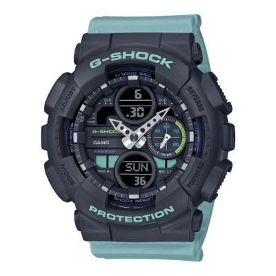 CASIO G-Shock Turquoise Rubber Strap GMA-S140-2AER