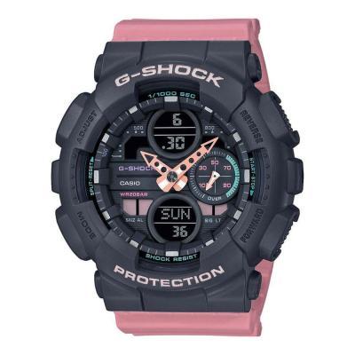 CASIO G-Shock Pink Rubber Strap GMA-S140-4AER