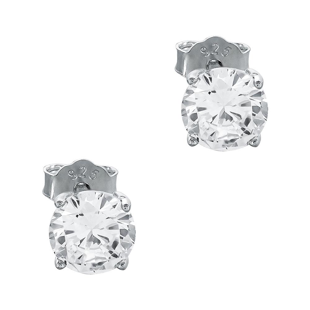Σκουλαρίκια Με Πέτρες Από Ασήμι SK1151