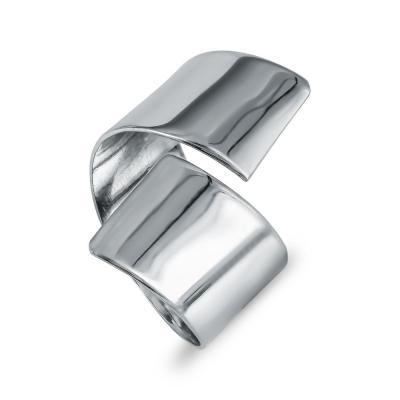 Διπλό Δαχτυλίδι από Ασήμι DX684