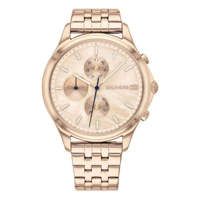 Tommy HILFIGER Whitney Multifunction Rose Gold Stainless Steel Bracelet 1782120