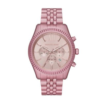 Michael KORS Lexington Pink Stainless Steel Bracelet MK8792
