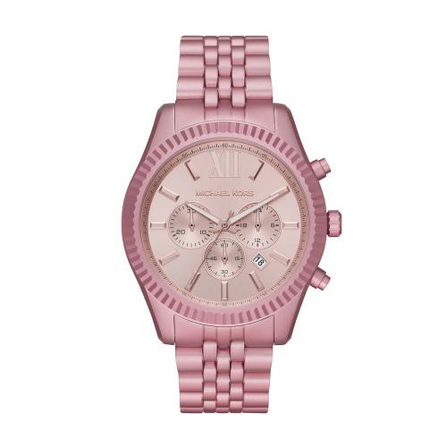 Michael KORS Lexington Pink Stainless Steel Bracelet MK8792