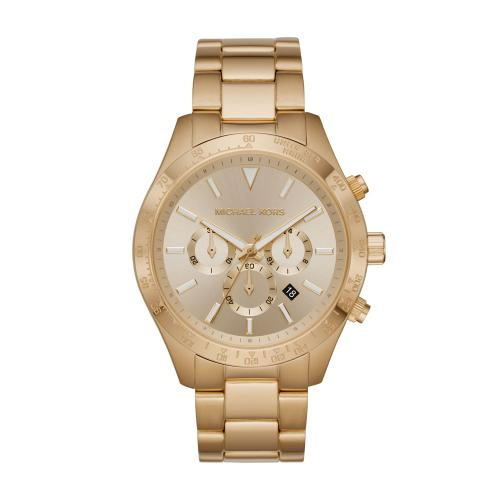 Michael KORS Layton Gold Stainless Steel Bracelet MK8782