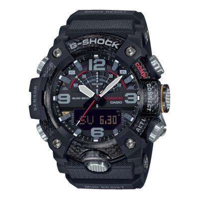 CASIO G-Shock Mudmaster Bluetooth Black Rubber Strap GG-B100-1AER
