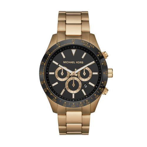 Michael KORS Layton Gold Stainless Steel Bracelet MK8783