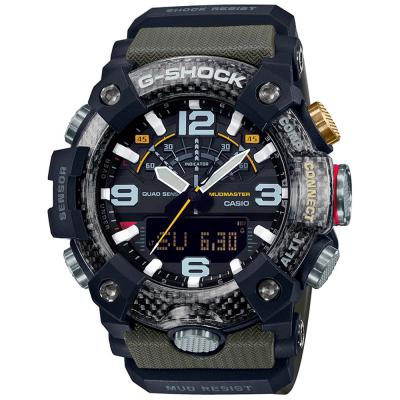 CASIO G-Shock Mudmaster Bluetooth Orange Rubber Strap GG-B100-1A3ER