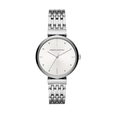 ARMANI EXCHANGE Zoe Stainless Steel Bracelet AX5900
