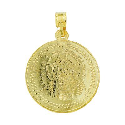 Κωνσταντινάτο Από Κίτρινο Χρυσό Κ14 KN285
