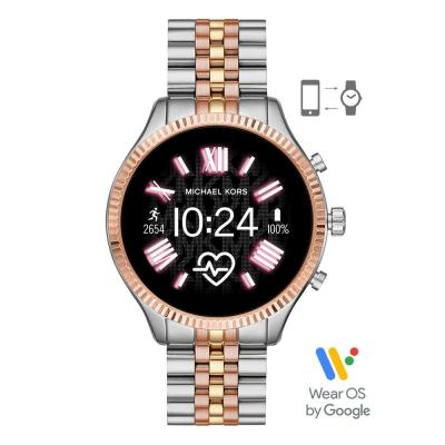 MICHAEL KORS Lexington Touchscreen Smartwatch Stainless Steel Bracelet MKT5080